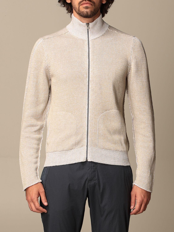 Cardigan Transit: Sweater men Transit ice 1