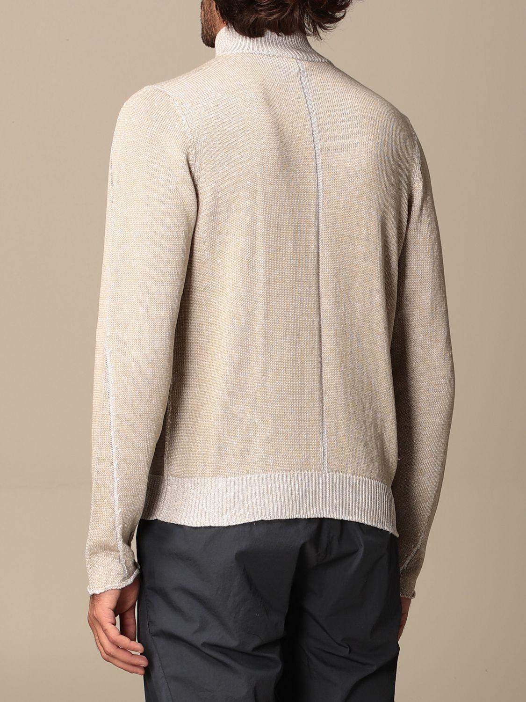 Cardigan Transit: Sweater men Transit ice 2