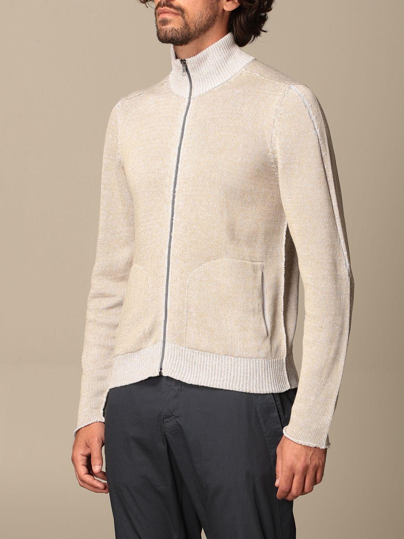 Cardigan Transit: Sweater men Transit ice 3