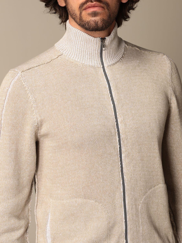 Cardigan Transit: Sweater men Transit ice 4