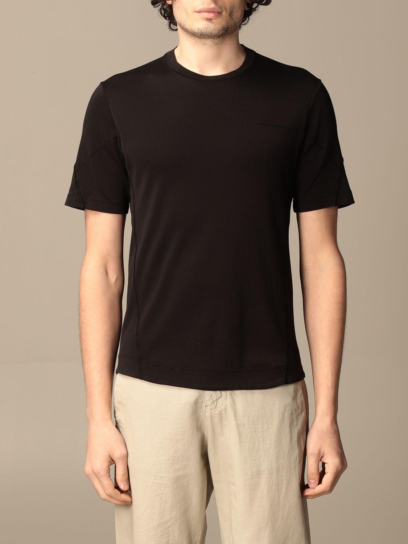 T-shirt Transit: Transit cotton T-shirt black 1