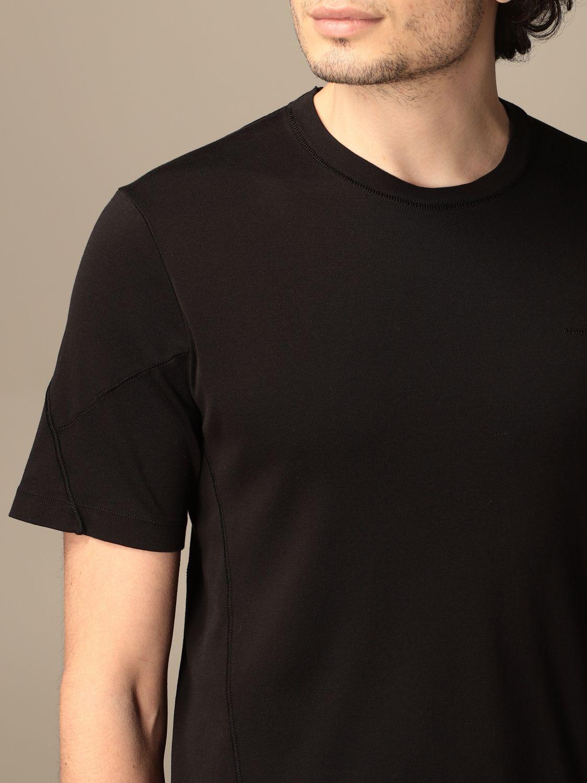 T-shirt Transit: Transit cotton T-shirt black 3