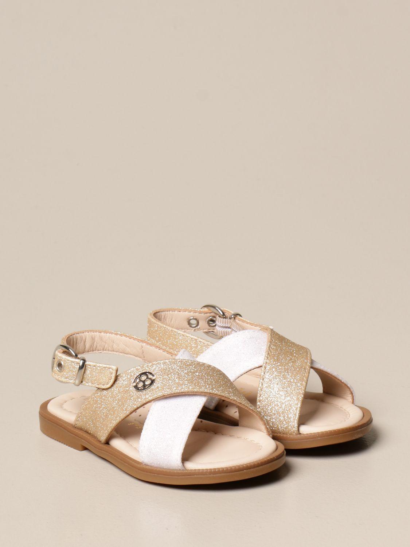 Shoes Florens: Shoes kids Florens gold 2
