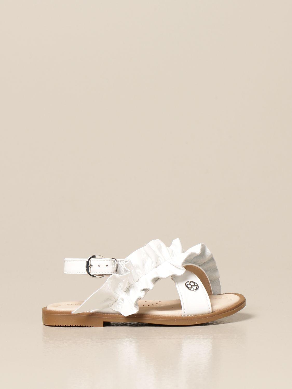 Schuhe Florens: Schuhe kinder Florens weiß 1