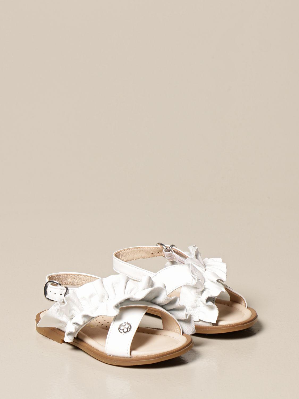 Schuhe Florens: Schuhe kinder Florens weiß 2