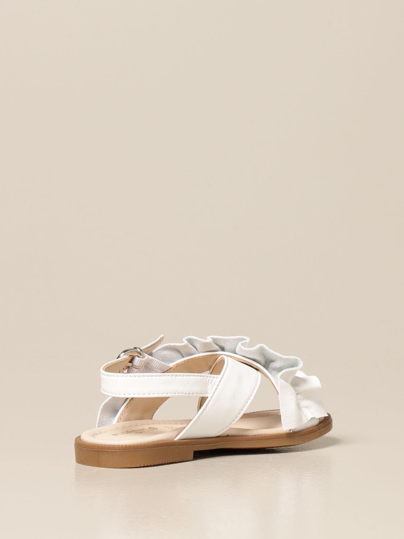 Schuhe Florens: Schuhe kinder Florens weiß 3