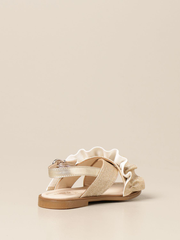 Schuhe Florens: Schuhe kinder Florens gold 3