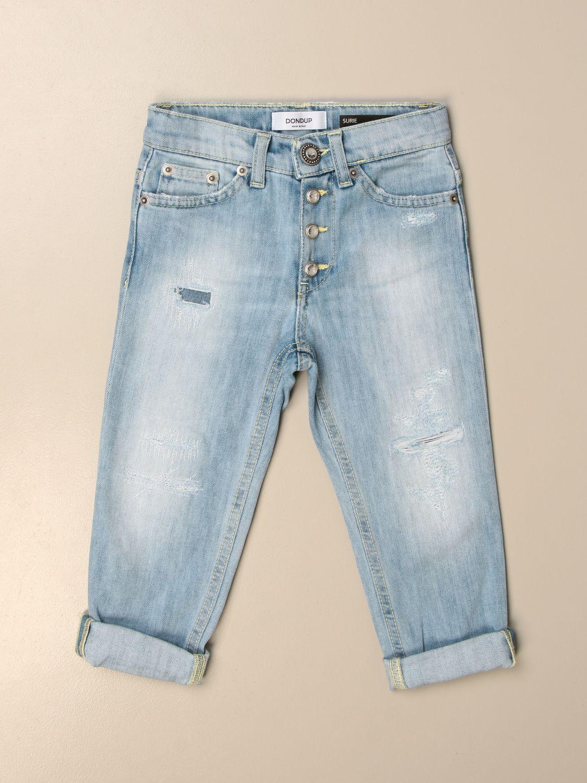 Jeans Dondup: Trousers kids Dondup denim 1