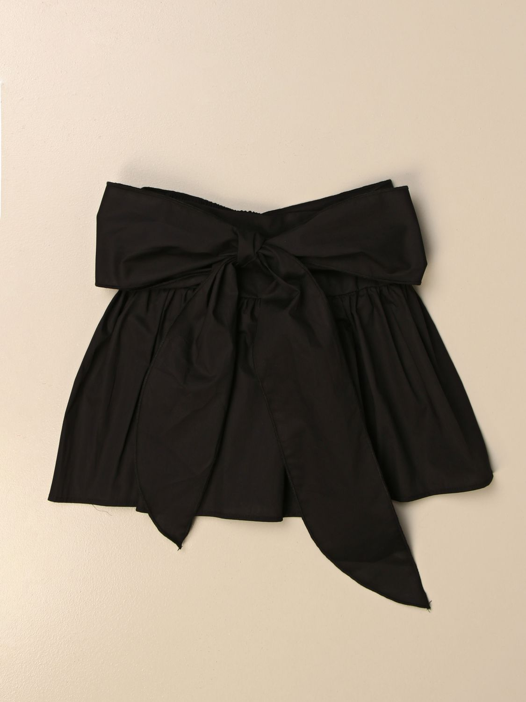 Skirt Mariuccia Milano: Skirt kids Mariuccia Milano black 1