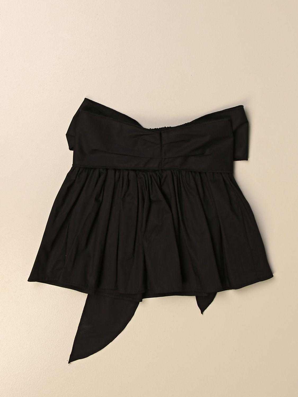 Skirt Mariuccia Milano: Skirt kids Mariuccia Milano black 2