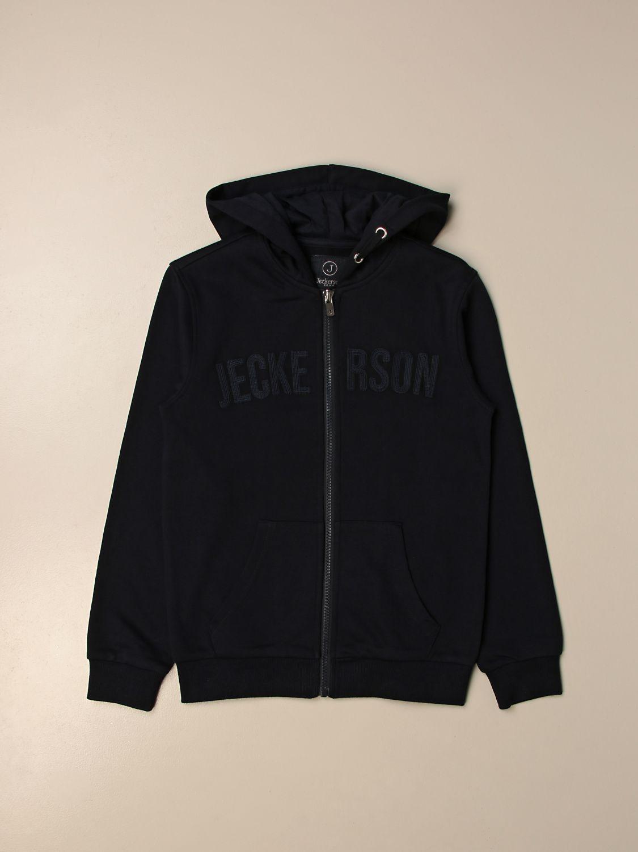 Jacket Jeckerson: Jacket kids Jeckerson blue 1