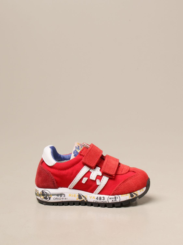 Обувь Premiata: Обувь Детское Premiata красный 1