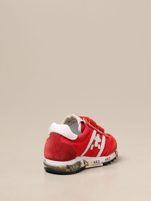 Обувь Premiata: Обувь Детское Premiata красный 3