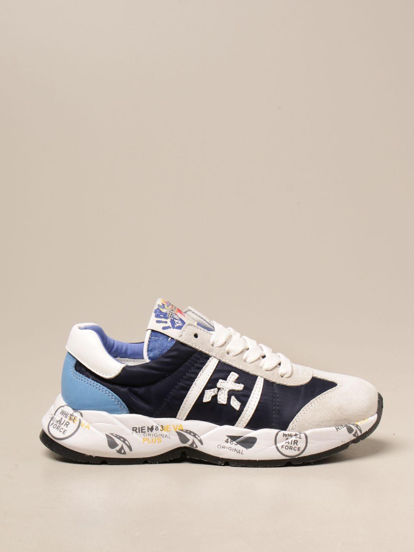 Обувь Premiata: Обувь Детское Premiata серый 1