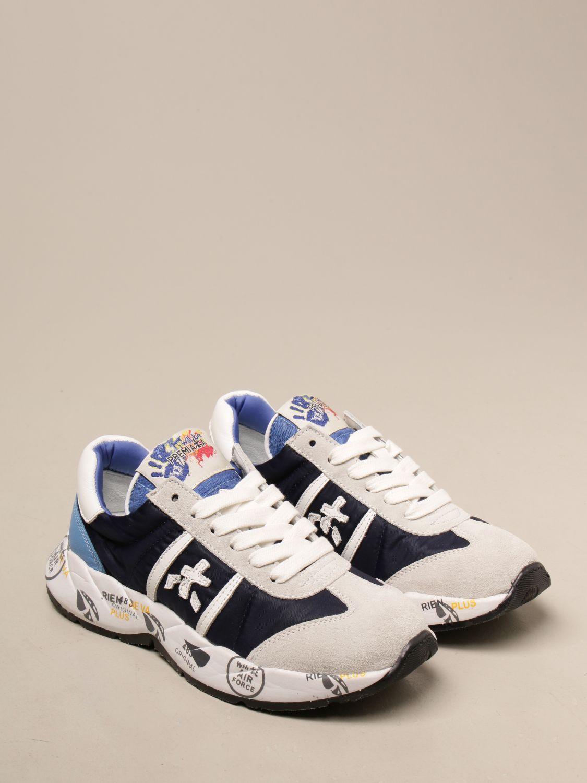 Обувь Premiata: Обувь Детское Premiata серый 2