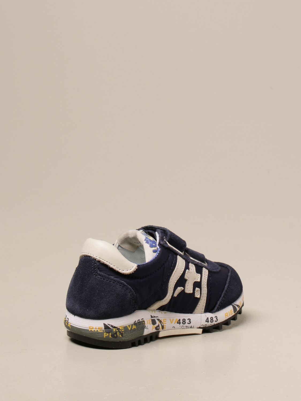 Обувь Premiata: Обувь Детское Premiata синий 3