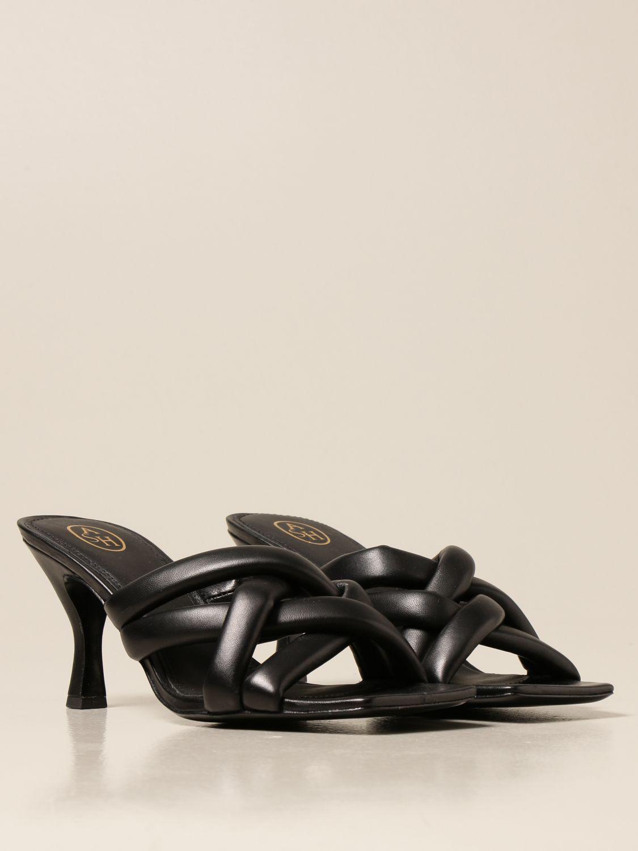 Sandalen mit Absatz Ash: Keilabsatz schuhe damen Ash schwarz 2