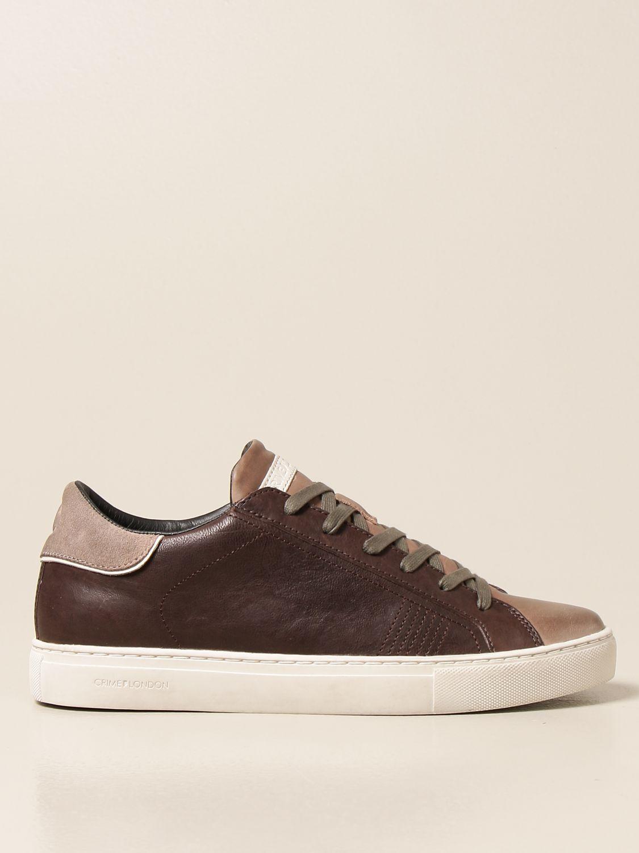 Sneakers Crime London: Shoes men Crime London sand 1