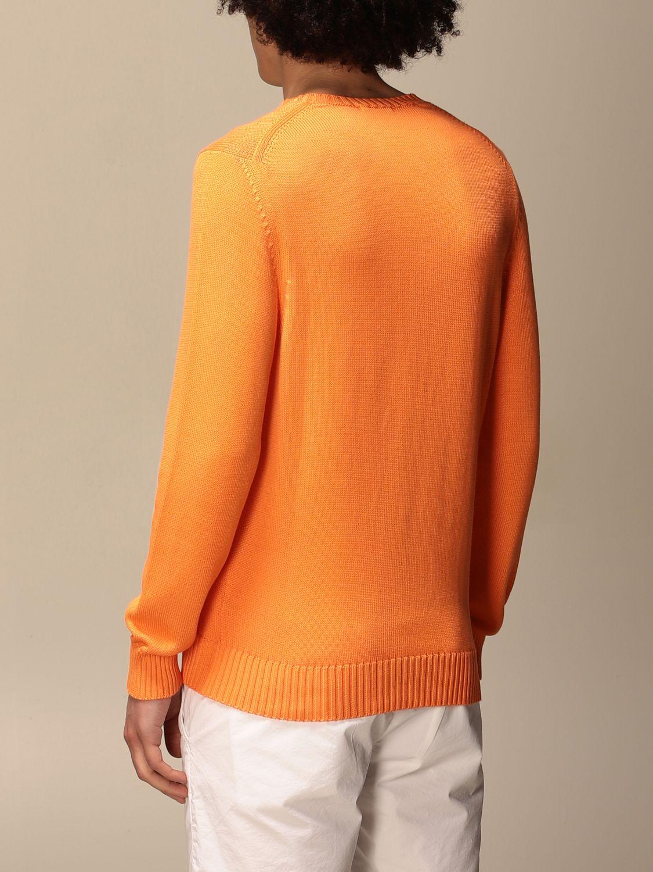 毛衣 Malo: 毛衣 男士 Malo 橙色 2