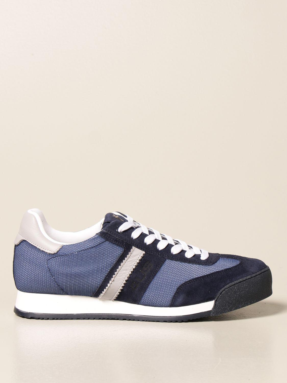 Zapatillas Paciotti 4Us: Zapatillas hombre Paciotti 4us azul marino 1