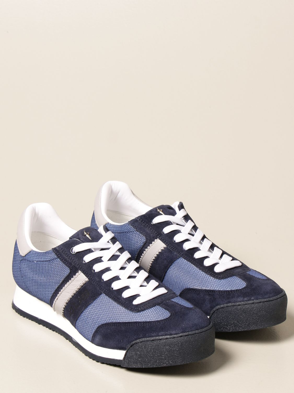 Zapatillas Paciotti 4Us: Zapatillas hombre Paciotti 4us azul marino 2
