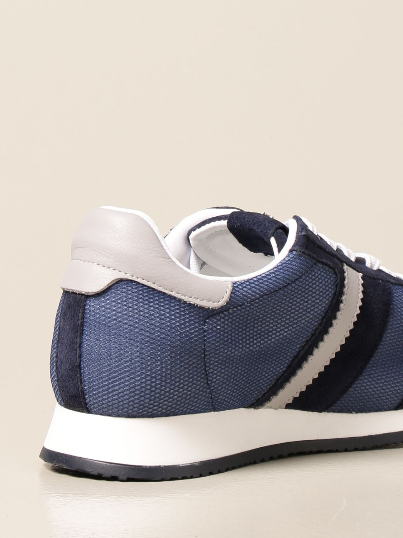 Zapatillas Paciotti 4Us: Zapatillas hombre Paciotti 4us azul marino 3