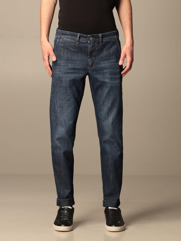 Jeans Jeckerson: Jeckerson 5-pocket jeans in denim blue 1