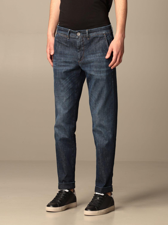 Jeans Jeckerson: Jeckerson 5-pocket jeans in denim blue 3