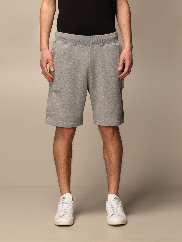 Pantalones cortos Save The Duck: Pantalones cortos hombre Save The Duck gris 1