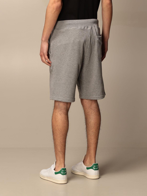 Pantalones cortos Save The Duck: Pantalones cortos hombre Save The Duck gris 2