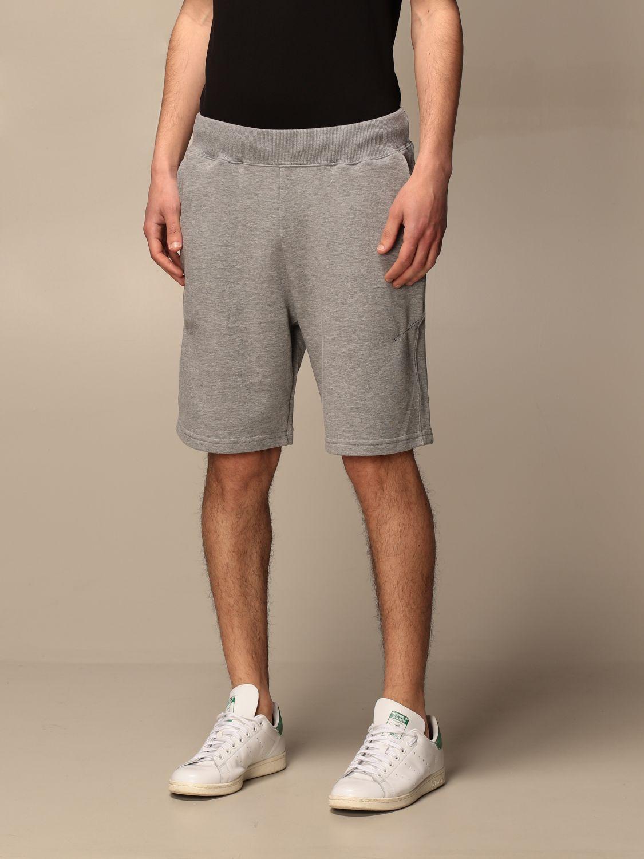 Pantalones cortos Save The Duck: Pantalones cortos hombre Save The Duck gris 3