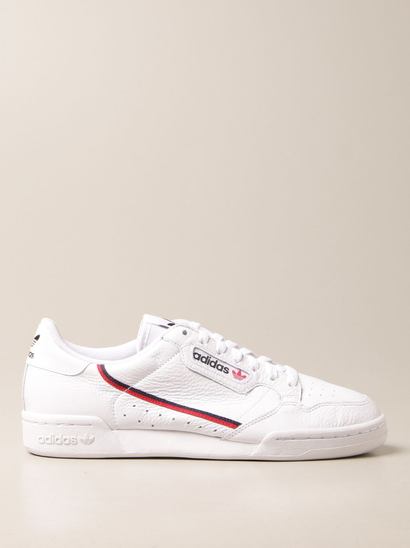 Baskets Adidas Originals: Baskets homme Adidas Originals blanc 1