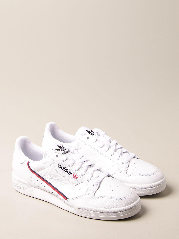 Baskets Adidas Originals: Baskets homme Adidas Originals blanc 2