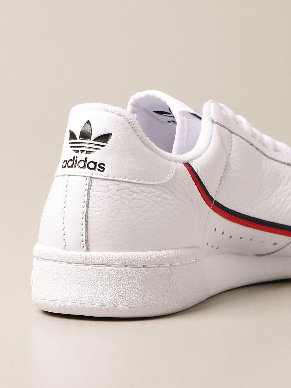 Baskets Adidas Originals: Baskets homme Adidas Originals blanc 3