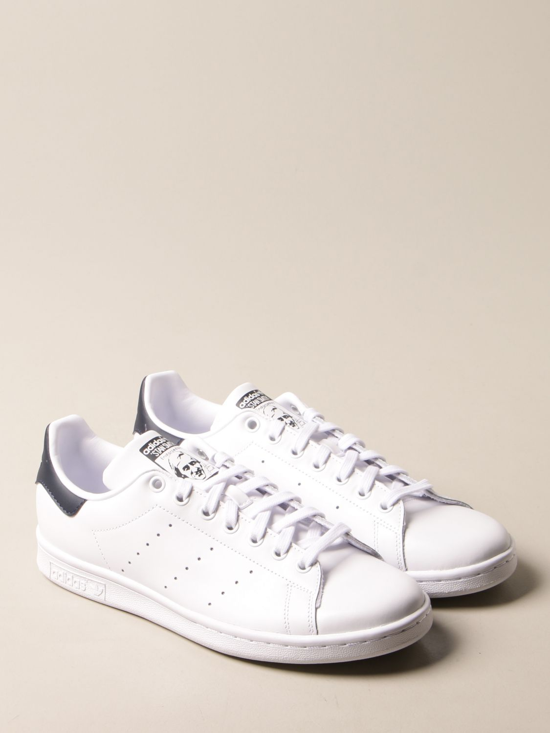 Trainers Adidas Originals: Stan Smith Adidas Originals leather sneakers white 2