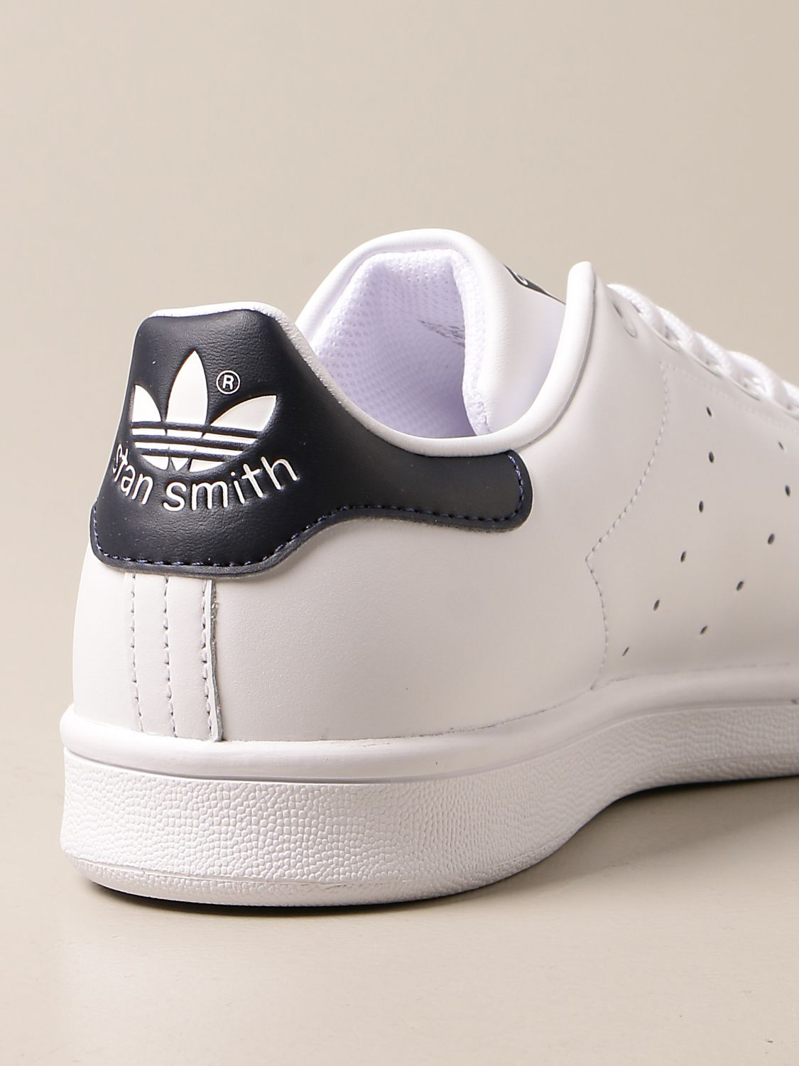 Trainers Adidas Originals: Stan Smith Adidas Originals leather sneakers white 3