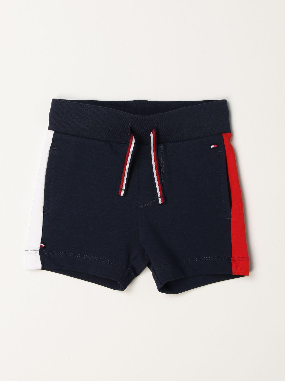 Shorts Tommy Hilfiger: Pants kids Tommy Hilfiger blue 1