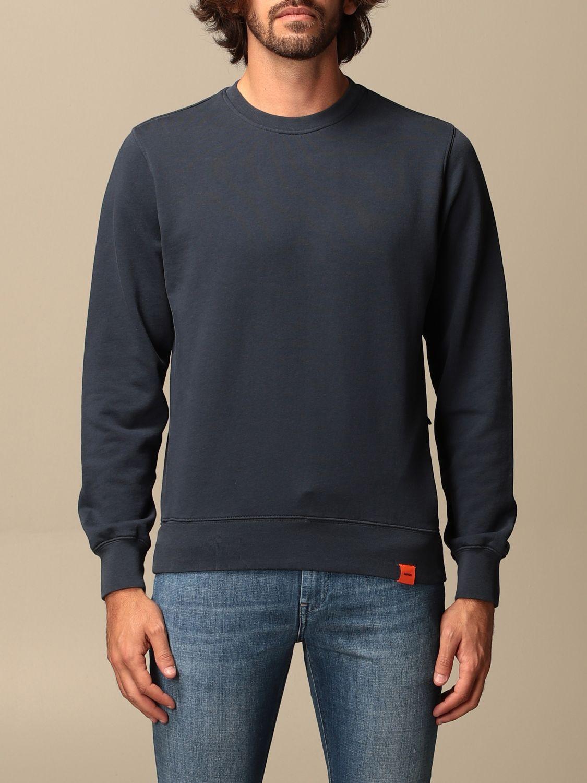 Sweatshirt Aspesi: Sweatshirt men Aspesi blue 1