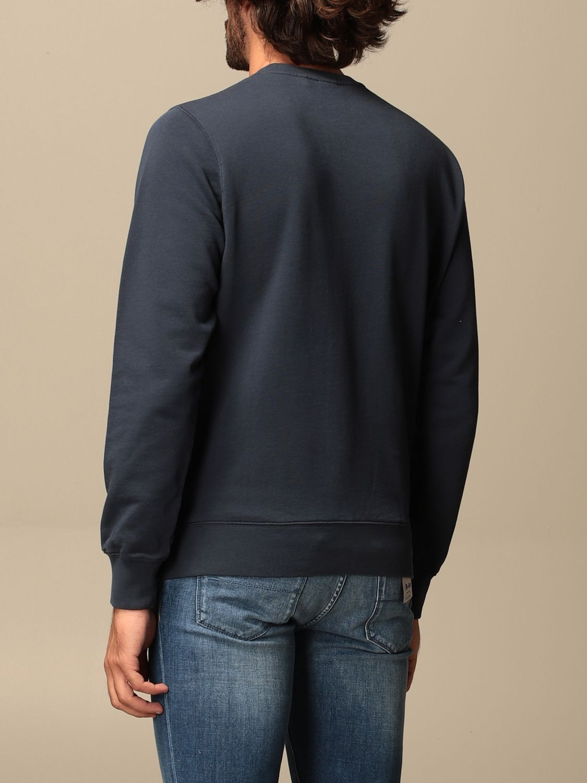 Sweatshirt Aspesi: Sweatshirt men Aspesi blue 2