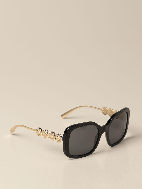 Солнцезащитные очки Versace: Солнцезащитные очки Женское Versace черный 1