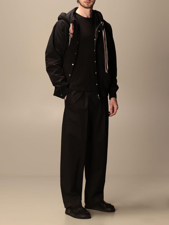 Jacket Ambush: Ambush nylon jacket with hood black 2