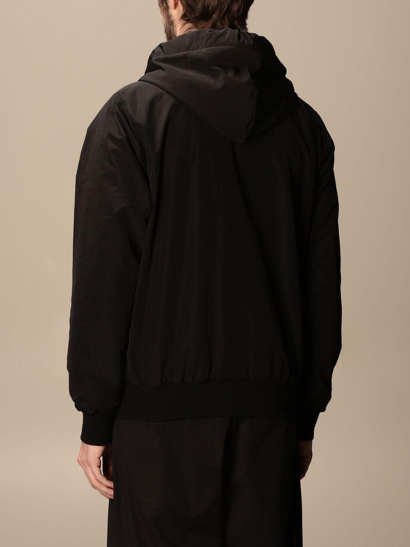 Jacket Ambush: Ambush nylon jacket with hood black 3