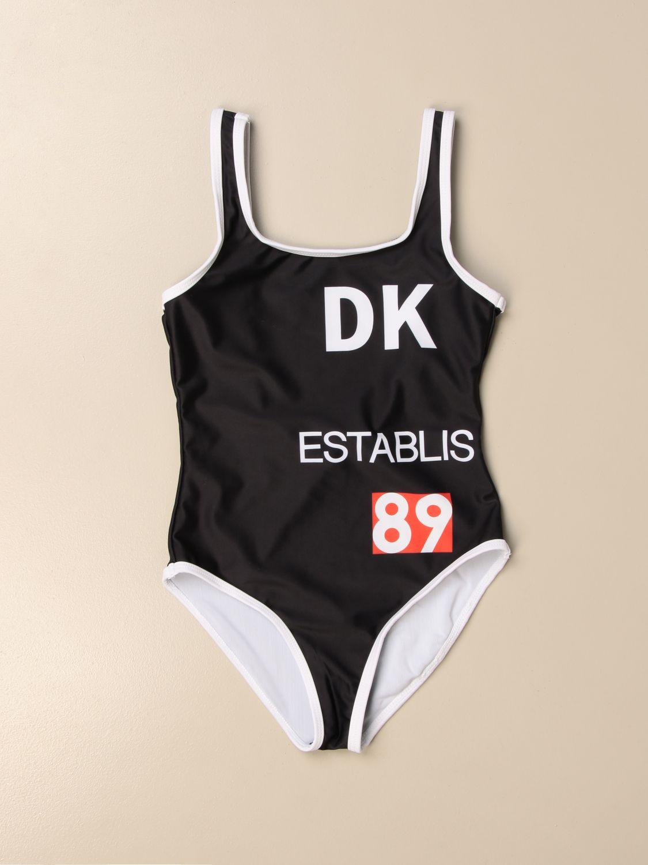 Купальник Dkny: Купальник Детское Dkny черный 1