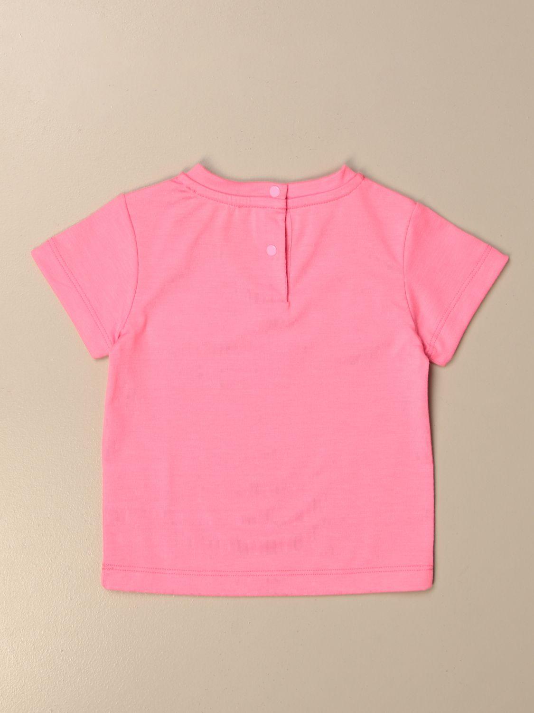 T-shirt Iceberg: T-shirt kids Iceberg pink 2