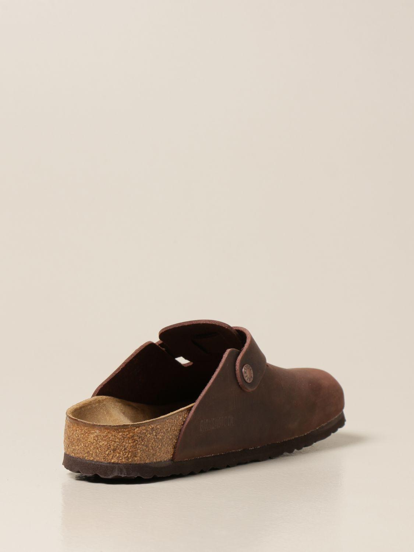 Chaussures Birkenstock: Chaussures homme Birkenstock tabac 3