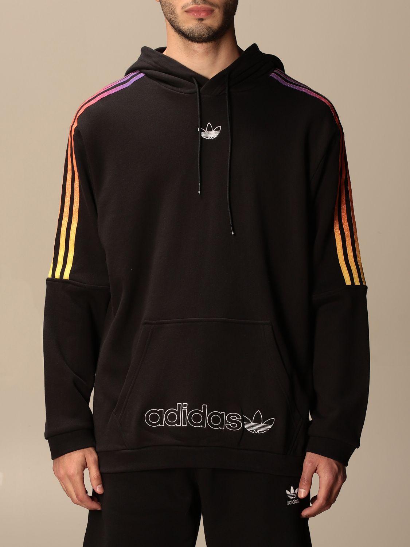 Sweatshirt Adidas Originals: Sweatshirt men Adidas Originals black 1