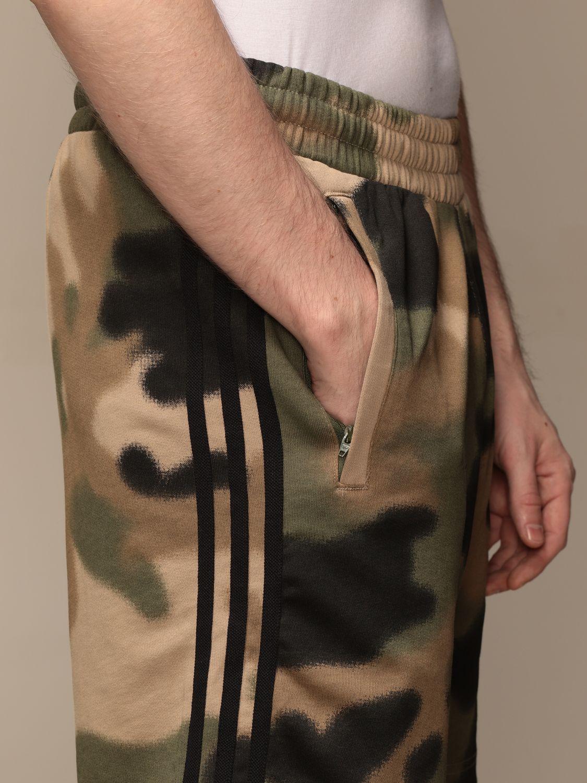 Short Adidas Originals: Adidas Originals jogging shorts military 3