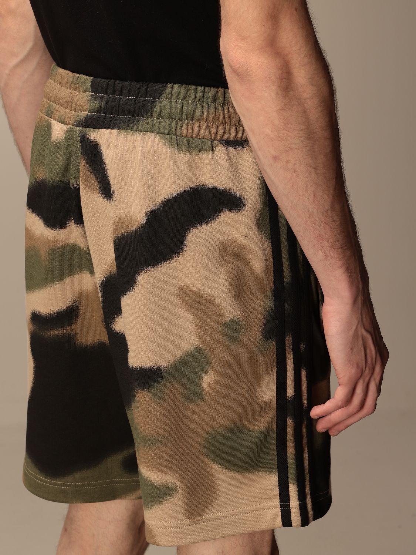Short Adidas Originals: Adidas Originals jogging shorts military 4