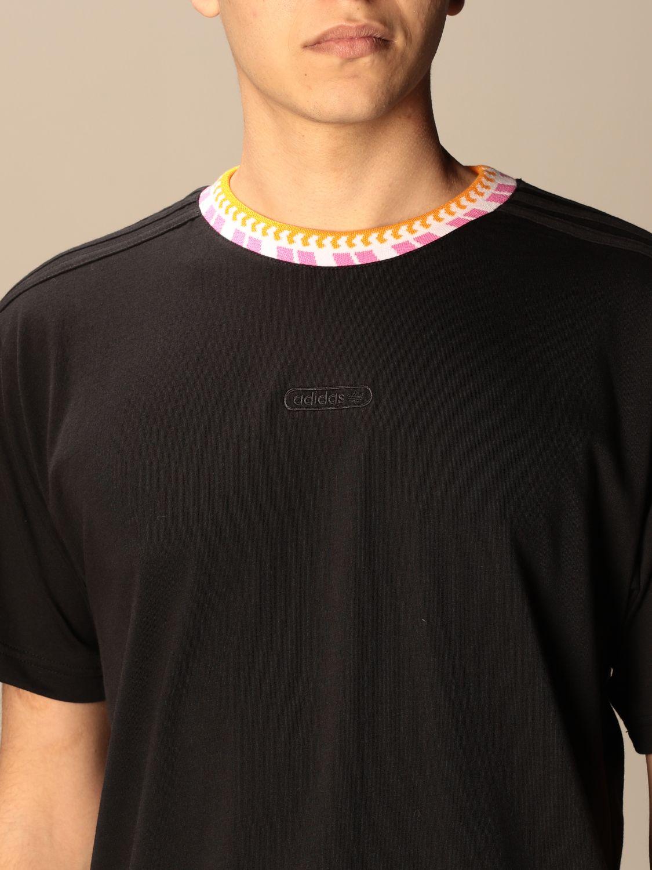 T-shirt Adidas Originals: T-shirt men Adidas Originals black 3