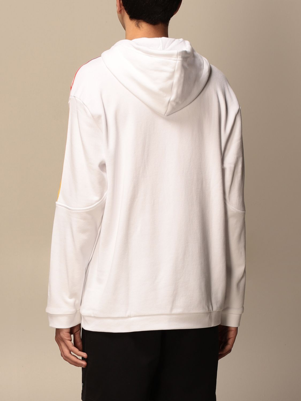 Sweatshirt Adidas Originals: Sweatshirt homme Adidas Originals blanc 2